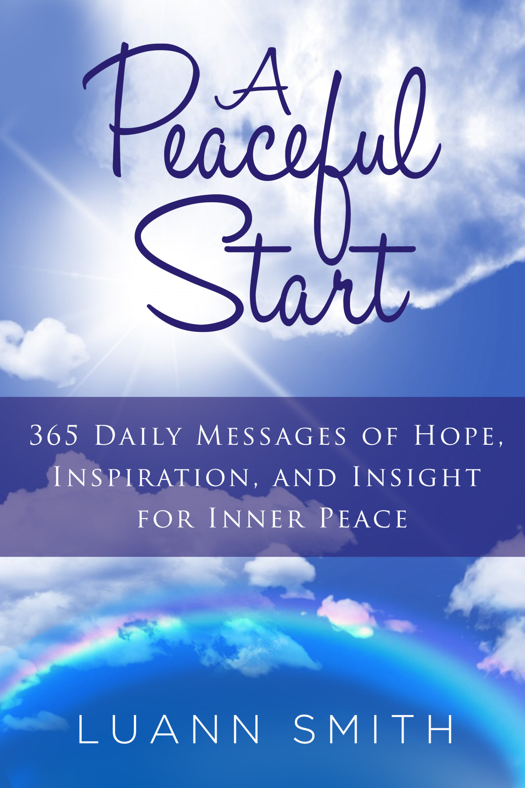 A Peaceful Start Book Cover